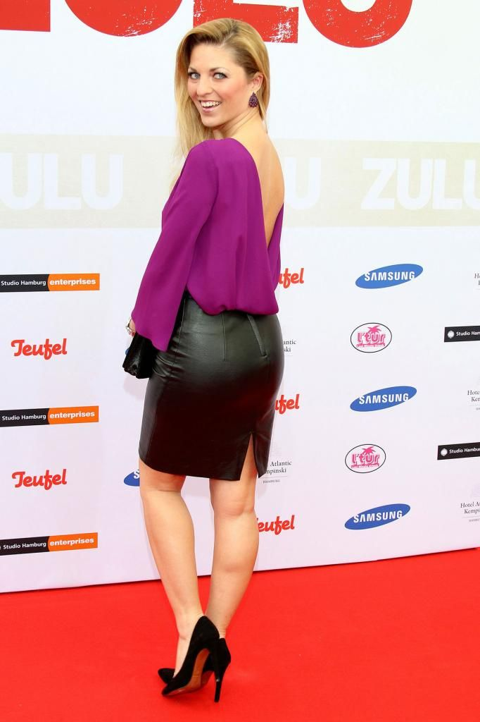 German Celebs At Various Events Moda De Mujer Que Me