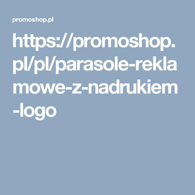 Zapraszamy po parasole reklamowe z nadrukiem logo