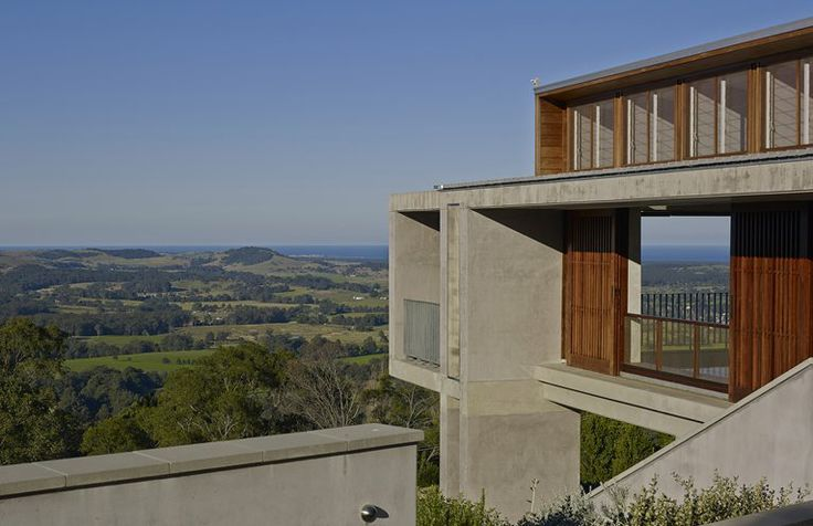 Mountainside House / Nuovo Galles del Sud / Australie / 2014 / Hill Thalis Architecture + Urban Projects