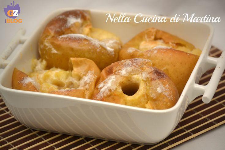 mele cotte al forno ricetta nella cucina di martina blog