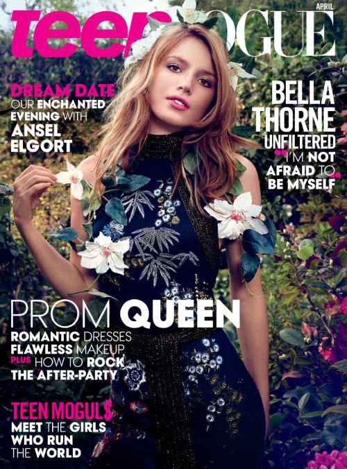 Teen Vogue April 2015 PDF Download – Bella Thorne