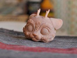WIP- New chibi dragon spirit by LisaToms