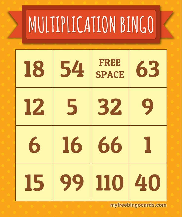 43 Best Bingo Images On Pinterest