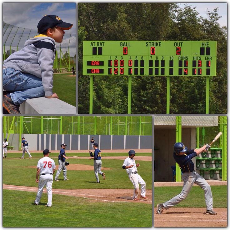 Confessions of a part-time working mom: Baseball