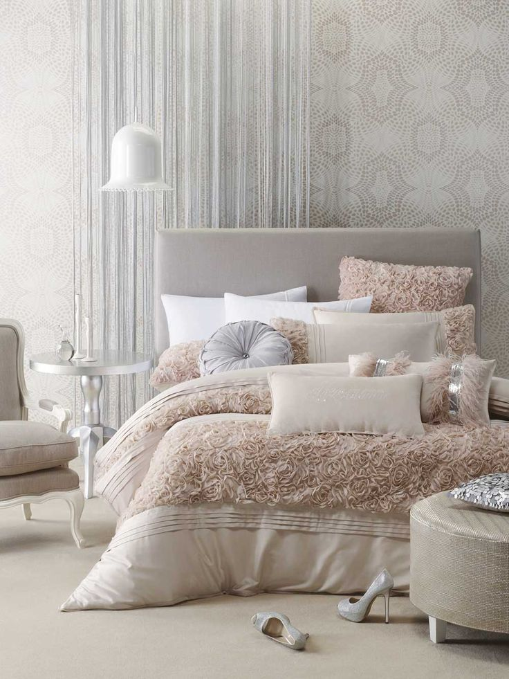 Glamorous Beddings - the Key to Elegance