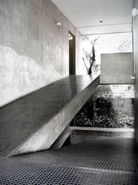 onsomething:  Vilanova Artigas | Domschke house, 1974 Sao Paulo #stairs #stylepark
