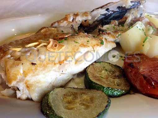 Cogote de merluza | Restaurante San Miguel en Ribadeo, Lugo