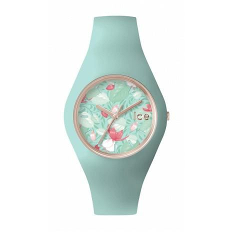 Montre bleu ciel Ice Flower - Ice Watch