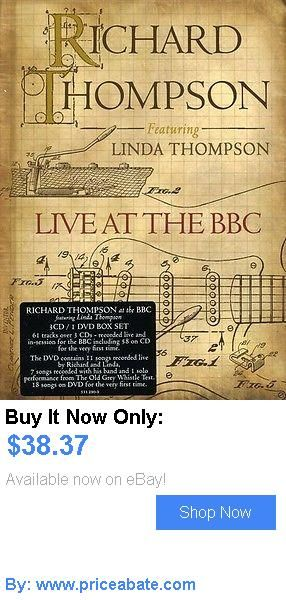 Music Albums: Richard Thompson - Live At The Bbc (4Cd) [Cd New] BUY IT NOW ONLY: $38.37 #priceabateMusicAlbums OR #priceabate