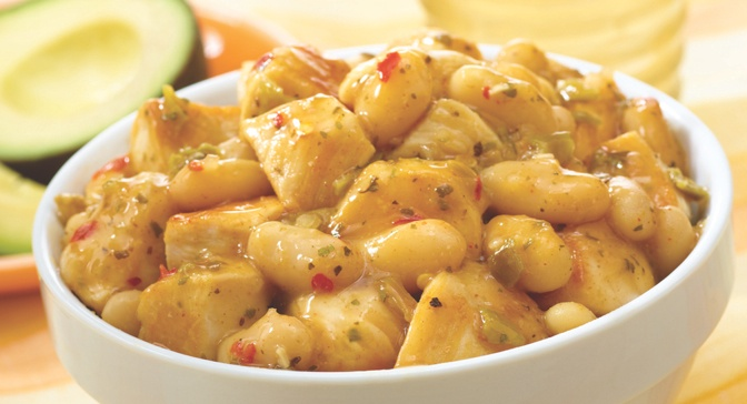 White Chicken Chili is a tasty, convenient chili that is week-night ...