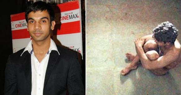 Raj Kumar Yadav goes nude in Shahid