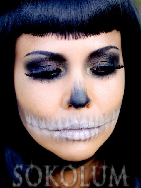 337 best Halloween Makeup images on Pinterest | Costumes ...