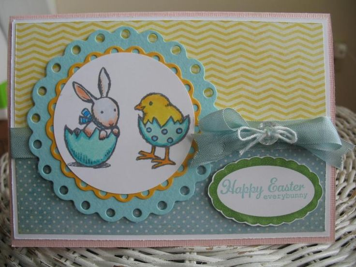 Everybunny by Julene23 - Cards and Paper Crafts at Splitcoaststampers