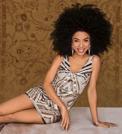 Actress Sophie Okonedo, ESSENCE Magazine April 2014.