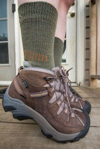 There's nothing like a new pair of hiking boots to get you motivated for adventure -- learn how to break in hiking boots quickly to save pain on the trail! http://sunnyscope.com/break-hiking-boots-quickly/