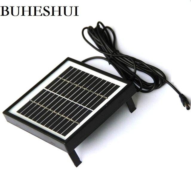 Buheshui 3w 12v 2w 12v 1w 6v Solar Cell Polycrystalline Diy Solar Panel Power System For Battery Charger Light D Solar Panels Diy Solar Panel Best Solar Panels