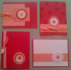 Think Happy Thoughts: Scrapbook Ideas, Cards Mixed, Enjoyable Scrapbooks