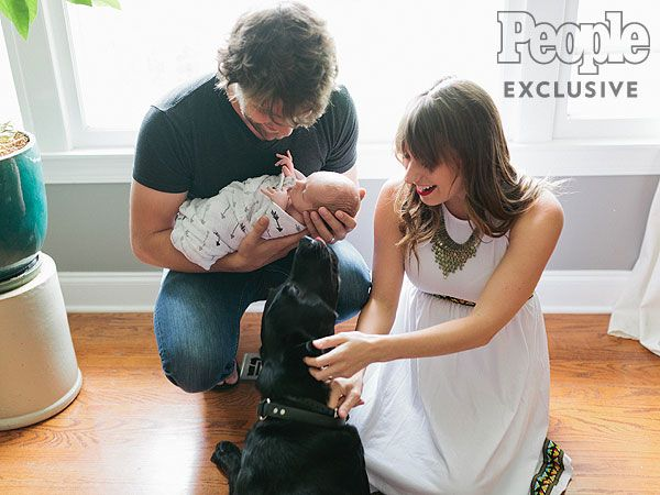 Caitlyn Smith Welcomes a Son