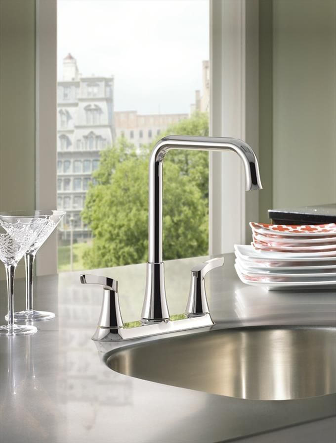 55 best Faucets images on Pinterest | Handle, Kitchen remodeling and ...