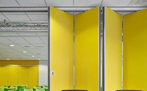 Wallsystems | Mobile Walls | Partition Walls | Movable Walls | ESPERO - Espero