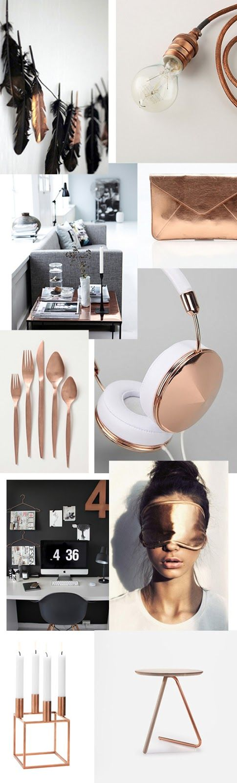 love copper Home and Delicious...