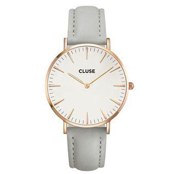 watch CLUSE rose/grey