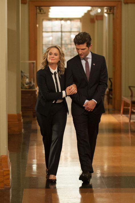 The 'Parks And Rec' Finale Flash Forwards Gave Us 12 Happy Endings
