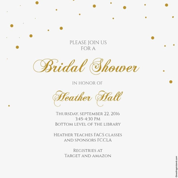 38 best Bridal Shower Invitation Templates images on Pinterest - free bridal shower invitation templates printable