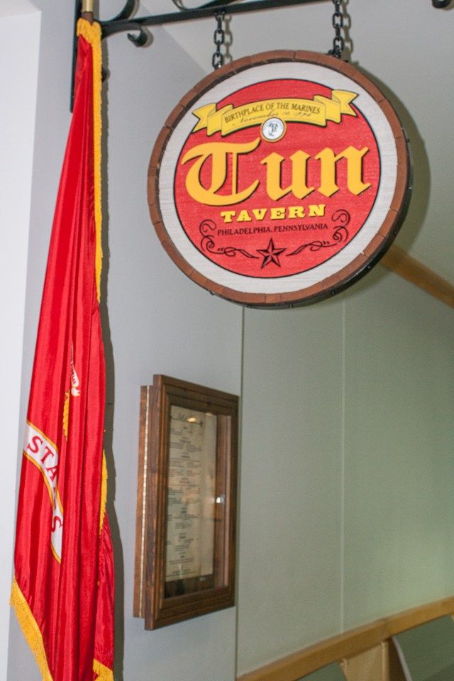 Replica Of Tun Tavern Home Of The Marine Corps Birthday You Can