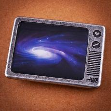 Opasková spona - 4 cm -  Galaxie