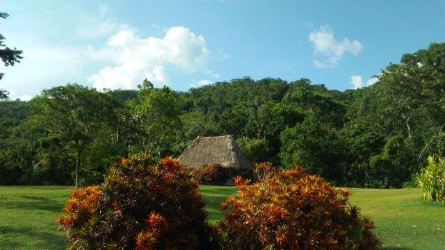 Camino Real Tikal.