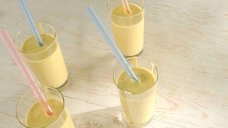 Shake domowy z mango