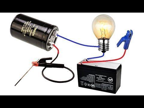 Simple Homemade Inverter 12V to 220V || DC to AC Converter
