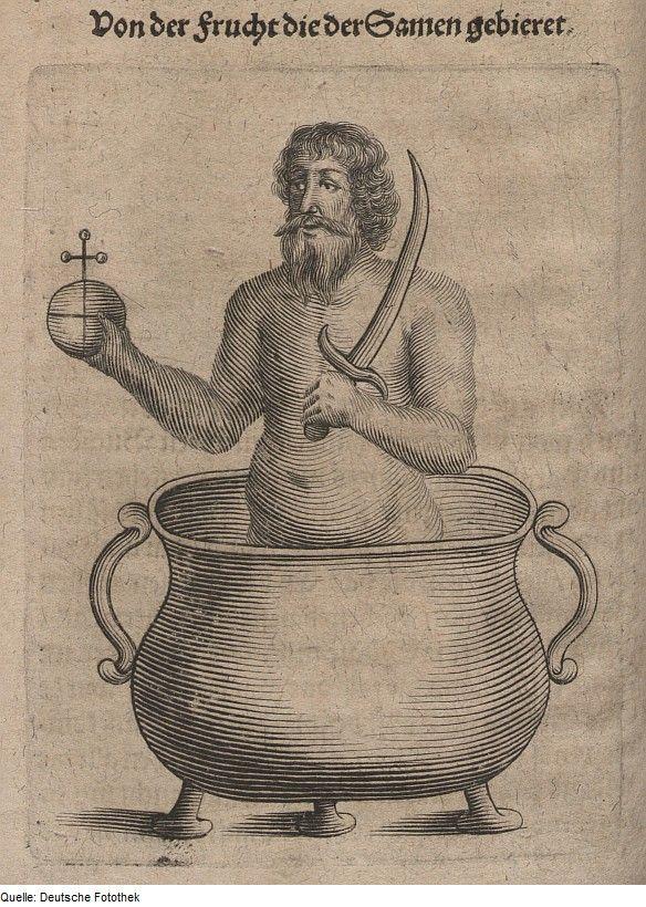 Johannes Isaac Hollandus. Theosophy and Alchemy 1667