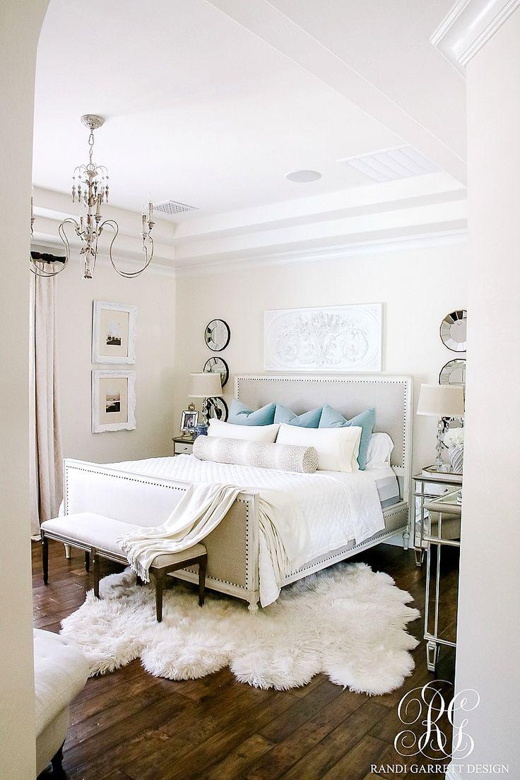 Mirror nightstands contemporary bedroom kimberley seldon design - Best 25 Transitional Bed Pillows Ideas On Pinterest Transitional Bed Frames Transitional Bedroom And Transitional Beds And Headboards
