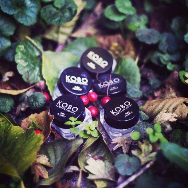 Dary prosto z natury :) #natura #drogerienatura #kobo #koboprofessional #makijaz #makeup