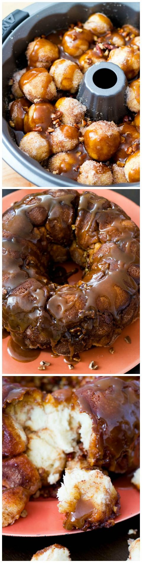 This indulgent Caramel Monkey Bread is guaranteed to be your new family favorite!