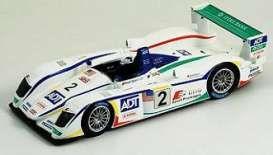 Spark - Audi - spaS180005^1 : Audi R8 Champion Racing #2 Biela/Pirro/McNish 3rd Le Mans 2005