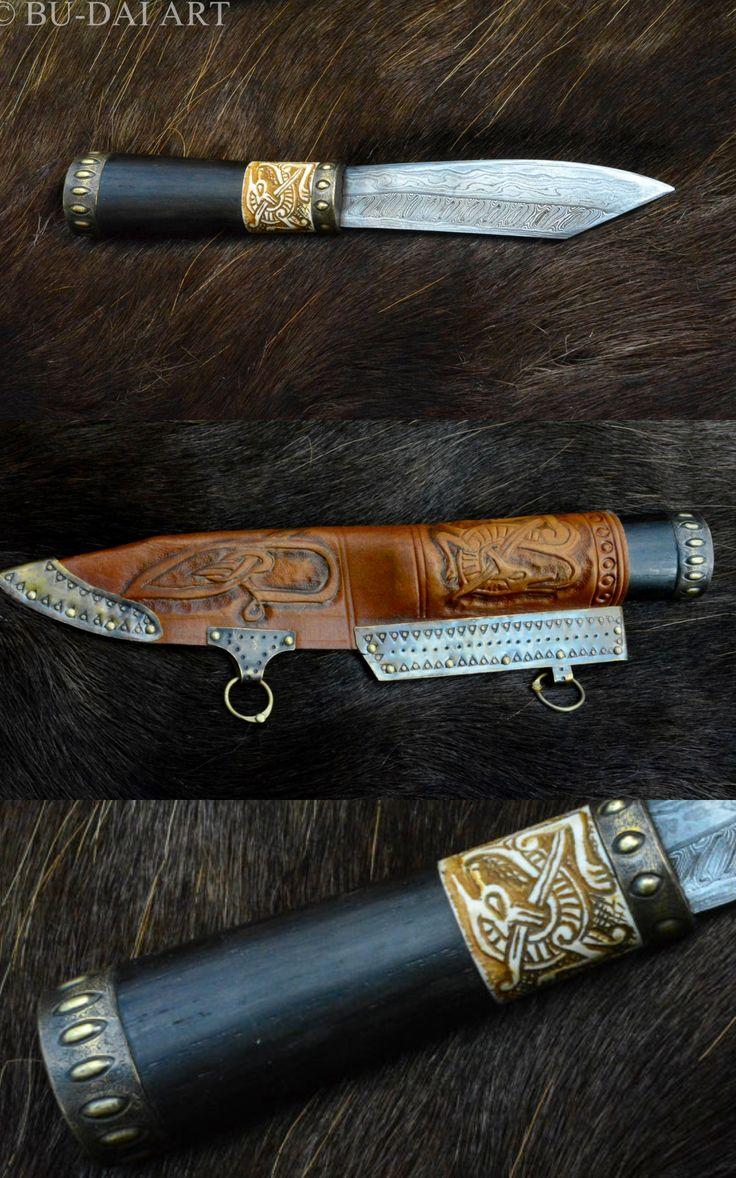 99 besten Viking Knives Bilder auf Pinterest | Messerscheide, Messer ...