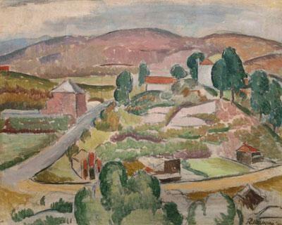 Roland Wakelin, Dee Why, 1930