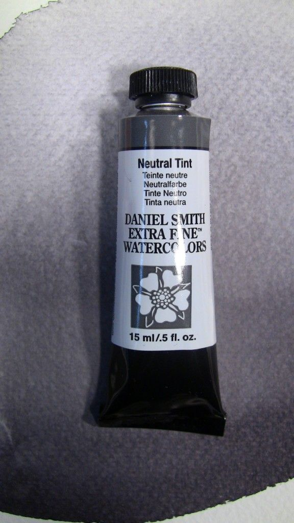 Daniel Smith Neutral Tint Extra Fine Watercolor Tints Color