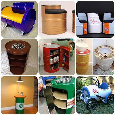 Galeri Umah Tong Berikut adalah ide bagus mendaur ulang barang lama dari tong bekas yang menurut Anda tidak berguna. Lihat dan siap-siap untuk terinspirasi.