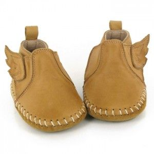 Chaussons Bomok ailé Oxi Easy Peasy Tailles : 24, 25, 26, 27