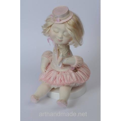 "Doll ""Mrs. Margarita"". Author Irina Zhmurenko -  http://arthandmade.net/jmyrenko.irina  Doll, porcelian doll, collectible doll, interior doll, handmade doll, gift, original gift, craft, handmade, collection, Gallery Magical World, кукла, купить куклу, фарфоровая кукла, коллекционная кукла, интерьерная кукла, кукла ручной работы, подарок, оригинальный подарок, коллекция, ручная работа, Галерея Волшебный мир"