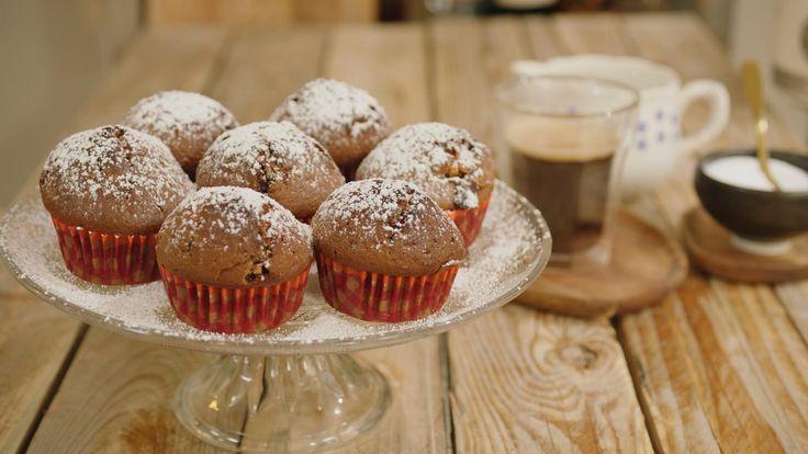 Muffins met Snickers | Dagelijkse kost