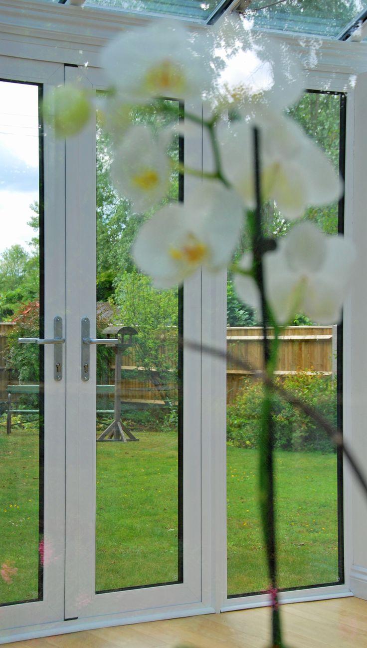 Garden Room French Doors