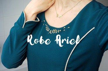 ROBE ARIEL – Défi paillettes !