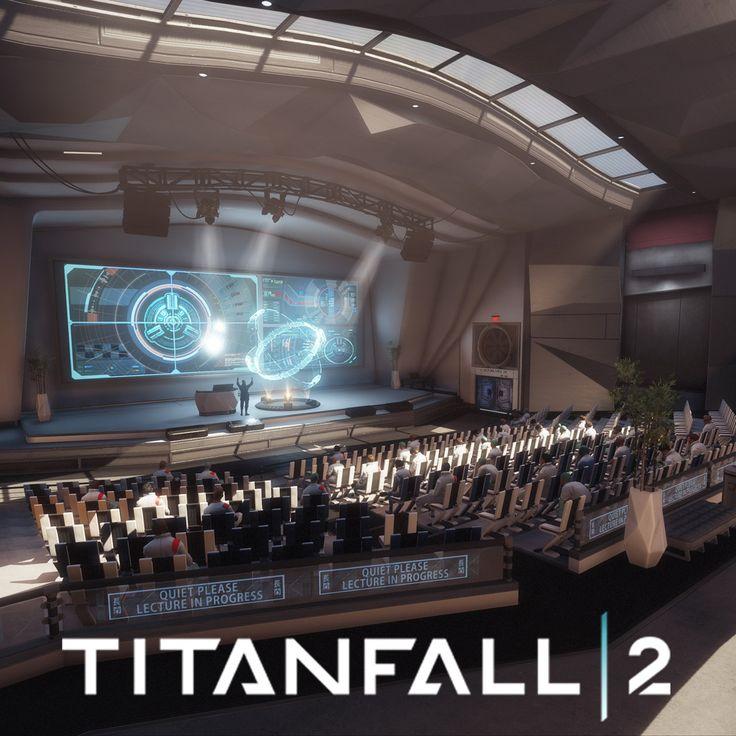 Titanfall 2 - Timeshift, Jacob Virginia on ArtStation at https://www.artstation.com/artwork/knZKn