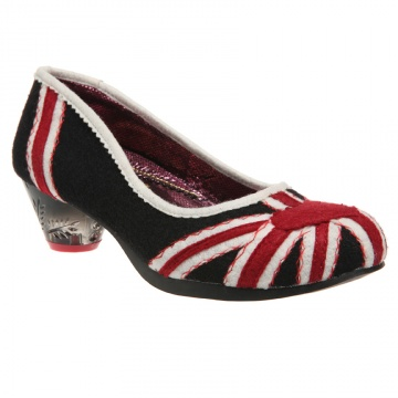 Irregular choice shoe Posie