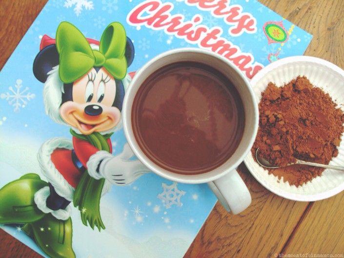 Recept – De Allerlekkerste Gezonde Warme Chocolademelk